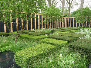 The Telegraph Garden, Chelsea