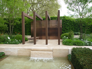 The Laurent Perrier Garden
