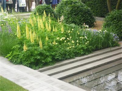 The Laurent Perrier Garden