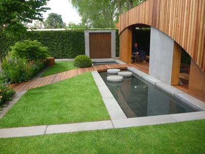 timber pavilion